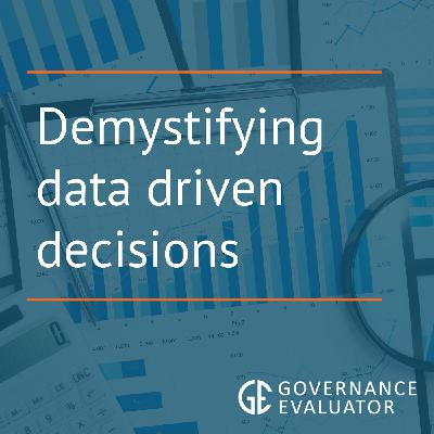 Demystifying data driven decisions - Panel discussion
