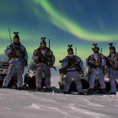68 - Det norske militæret