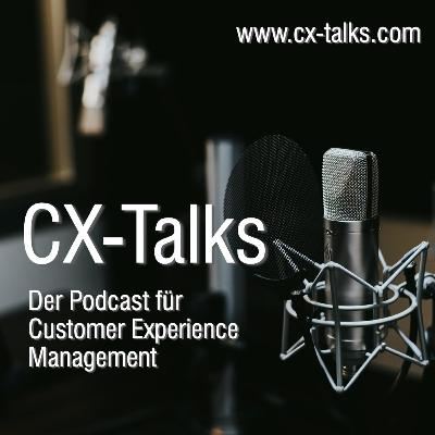 CX-Talks - Podcast für Customer Experience Management (Trailer)