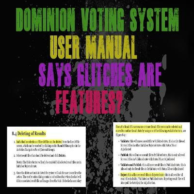 Dominion Voting System User Manual , Deletion A Feature