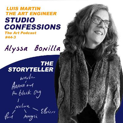 The Storyteller: Alyssa Bonilla