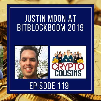 Justin Moon at BitBlockBoom 2019
