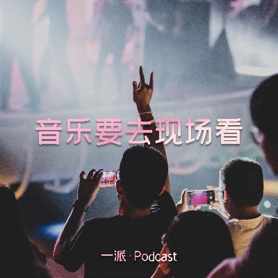 028 在数字时代,我们为什么要去现场看音乐?