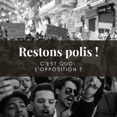 Ep. 31 : C'est quoi l'opposition ?