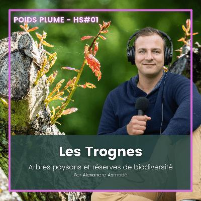 HS#01 - Les Trognes, arbres paysans et réserves de biodiversité