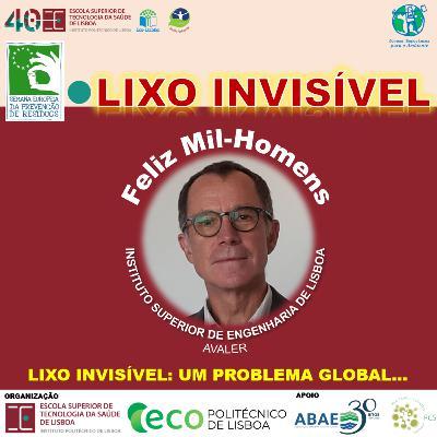 Lixo Invisível #4 🙈 Lixo Invisível: um problema global...
