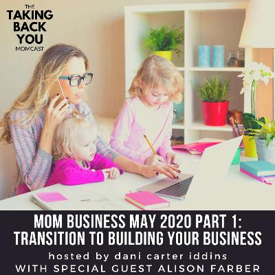 44: Transition To Building Your Business