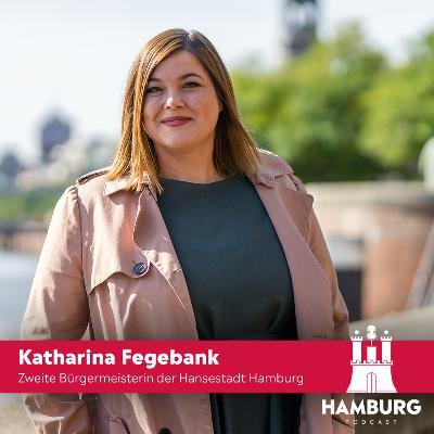 Katharina Fegebank – 2. Bürgermeisterin der Hansestadt Hamburg