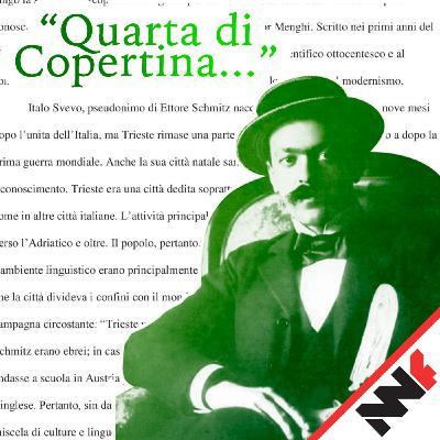La sigaretta di Italo Svevo – Quarta di Copertina