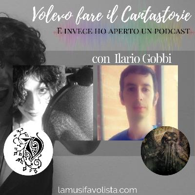 VOLEVO FARE IL CANTASTORIE - con Ilario Gobbi & I Miti del Tubo