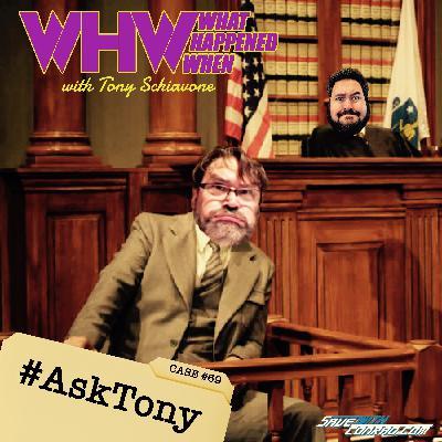 Episode 163:  Ask Tony Anything