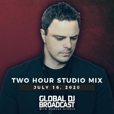 Global DJ Broadcast: Markus Schulz 2 Hour Mix (Jul 16 2020)