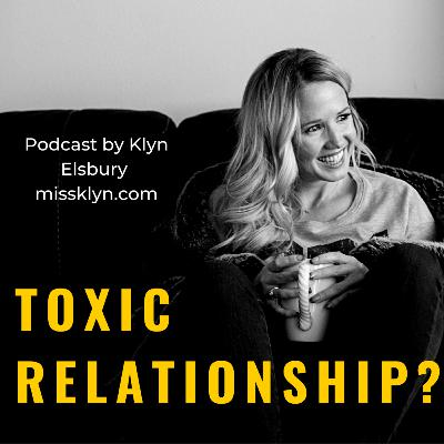 toxic relationships? people ruining your dreams? listen up.