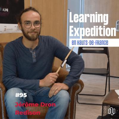 #95 - Jérôme Dron /// OUI pour se remettre en question, NON pour douter - Redison