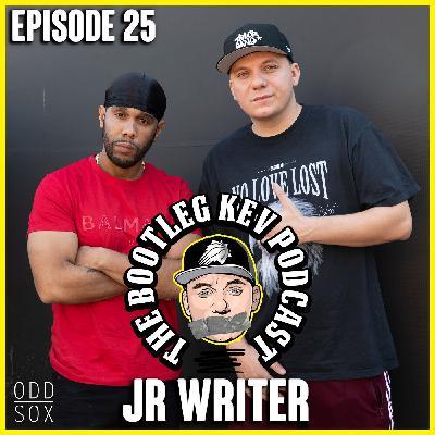 #25 - JR Writer