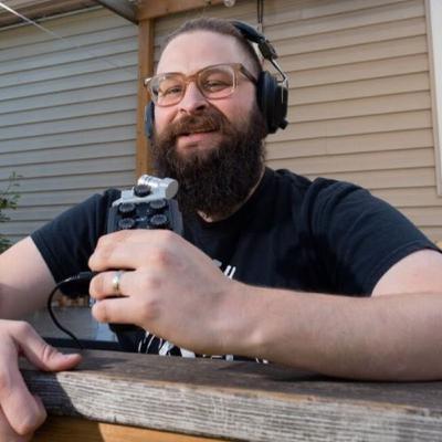 Sam Thompson shoots on WitchPolice Radio.