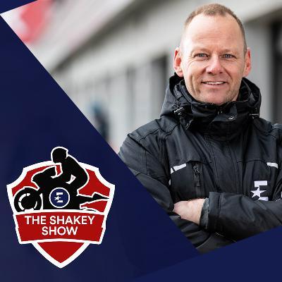 S2, E19: The Shakey Show: Do riders take advantage of Josh Brookes' work ethic?