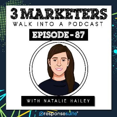 087: Take A Load Off By Outsourcing Your Content [Natalie Hailey]
