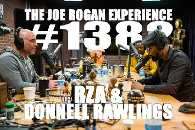 #1382 - RZA & Donnell Rawlings
