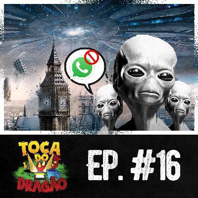 TDD EP#16 | Série APOCALIPSES: Invasão Alienígena