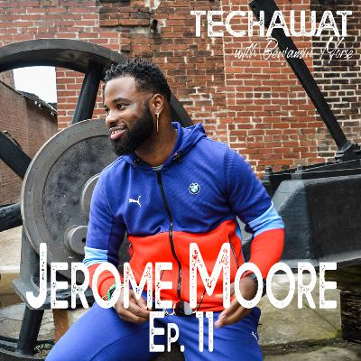 Jerome Moore: Black Americans Making Their Mark Abroad