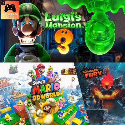 Episode 56 - 5 Jeux à Acheter sur Nintendo Switch