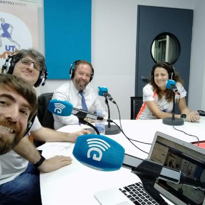 ATR 9x24 - Maratón Sevilla: Guerra y Cacho; el drop y las lesiones y 15 km Metlife