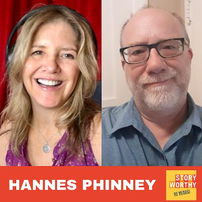 632 - Flying During The Pandemic With Comedian Hannes Phinney