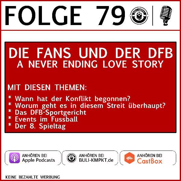 Folge 79 – Die Fans und der DFB