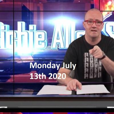 THE COMING DESTRUCTION OF BLACK LIVES MATTER (Special Guest On The Richie Allen Show - London, England)