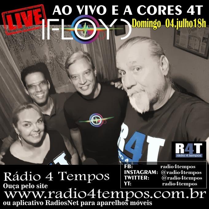 Rádio 4 Tempos - Ao Vivo E a Cores 58