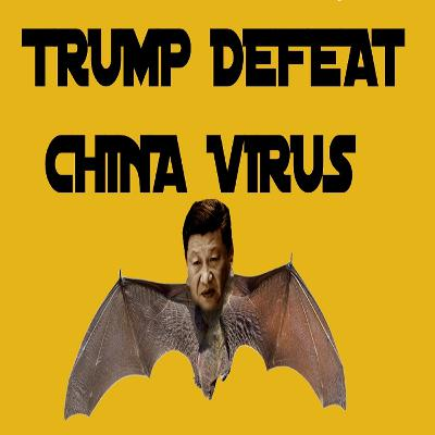 Trump Defeat China Virus