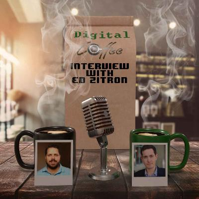 Digital Coffee Interiews Kitecaster Ed Zitron about the Gaming Industry