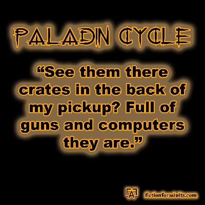 Paladin Cycle - A Cosmic Horror Epic | Preface: A Word from God
