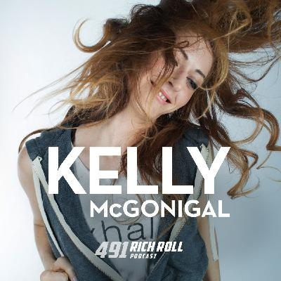 Kelly McGonigal Wants You To Fall In Love With Movement