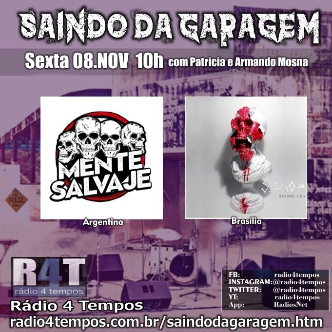 Rádio 4 Tempos - Saindo da Garagem 04:Rádio 4 Tempos