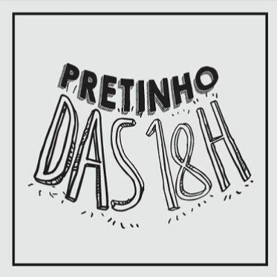 Pretinho 26/01/2021 18h ⭐ Cris Pereira