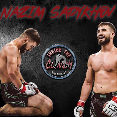 Interview with Nazim Sadykhov Ahead of His Next Fight at Fury 52