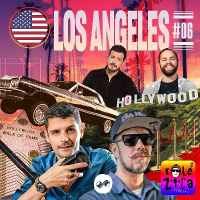 Los Angeles: Anjos e demônios do rock, do rap e do cinema