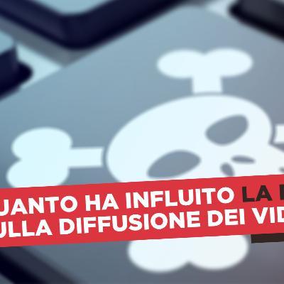 Quanto ha influito la pirateria nella diffusione dei videogiochi?