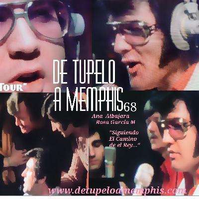 De Tupelo a Memphis 68. Elvis On Tour. The Rehearsals