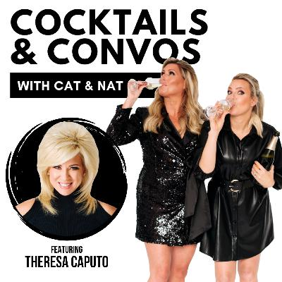 Trusting Your Gut (and Spirits) with Theresa Caputo | Cocktails & Convos
