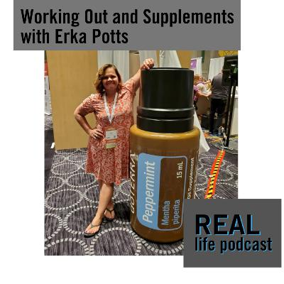 Working Out and Supplements with Erika Potts