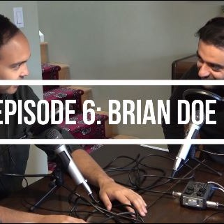 #6: Brian Doe talks about his experiences in voice acting, shares tips and hilarious character voices