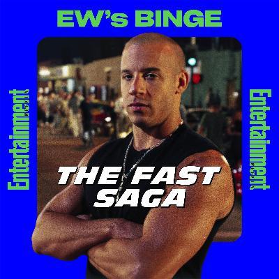 EW's BINGE of The Fast Saga: Coming April 30th!
