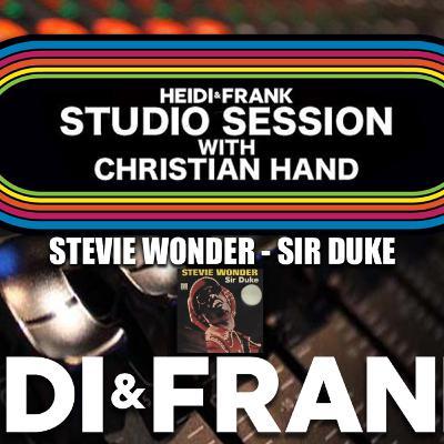 HF Studio Session With Christian James Hand 10/11/21