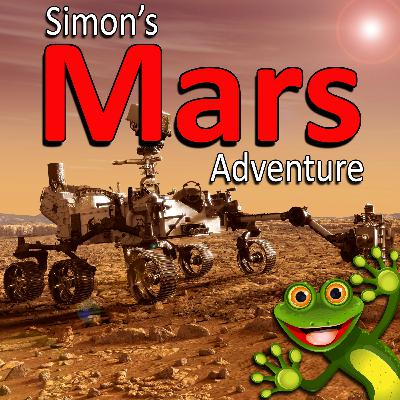 Simon's Mars Adventure - PREVIEW