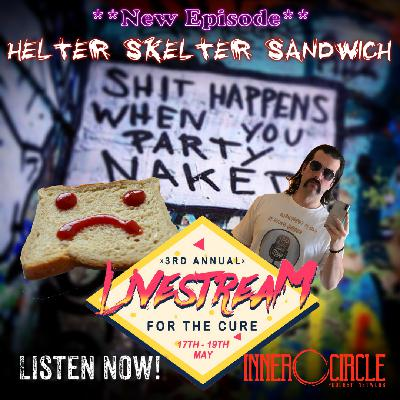 Helter Skelter Sandwich