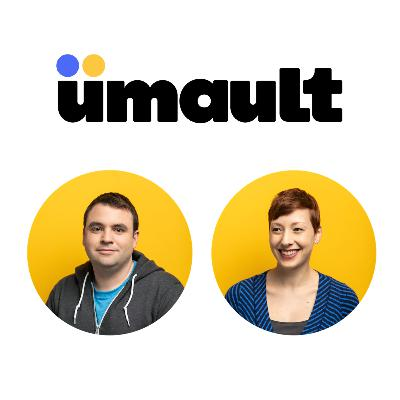 Guy Bauer and Hope Morley of Umault: Death To The Corporate Video