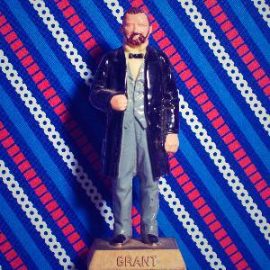Ulysses S. Grant: Lover, fighter, writer